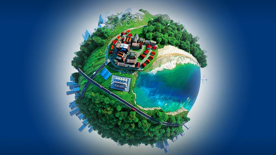 Responsabilidad social empresaria y desarrollo sostenible.