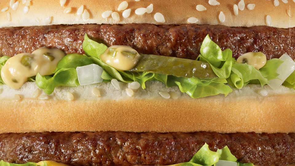 MacDonald's: Juegos de seducción.