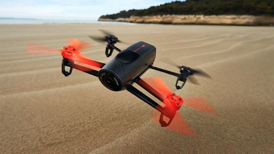Drones: los juguetes del futuro, hoy-