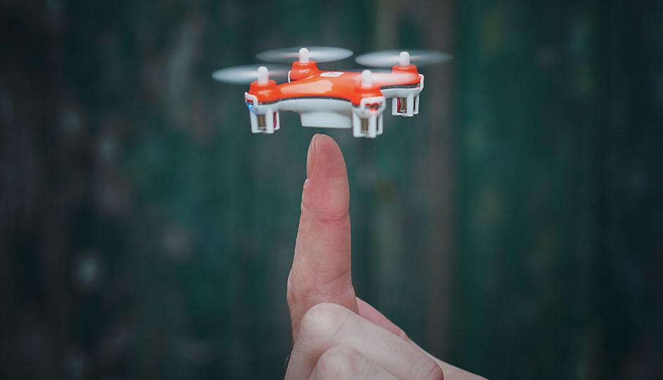 SKEYE, el nano drone precursor.