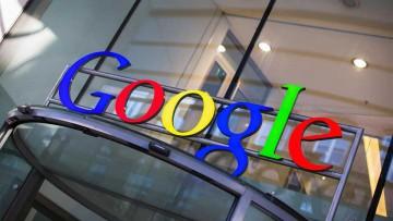 Marquesina de la sede central de Google, Inc.