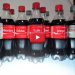 Compartí una Coca-Cola con Bobby