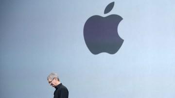 Tim Cook, CEO de Apple después de Jobs.