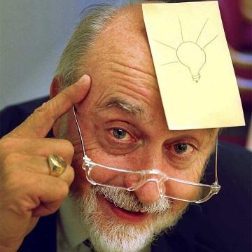 Art Fry, coinventor de las Post-it. Veronese Producciones · Publicidad Integral.