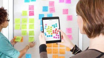 La Post-it Plus App de 3M.