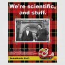 La cinta Scotch y los descubridores del grafeno