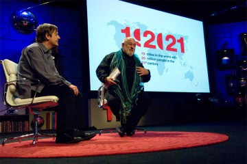 Chris Anderson y Richard Saul Wurman. Veronese Producciones · Publicidad Integral.