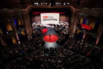Richard Saul Wurman y las charlas TED. Veronese Producciones · Publicidad Integral.