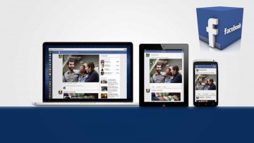 Facebook está pensado como un sitio multiplataforma.