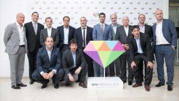 Los mentores de RPA Media Place, la primera firma de publicidad digital programática argentina.