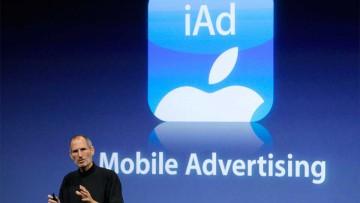 Steve Jobs y la publicidad digital.