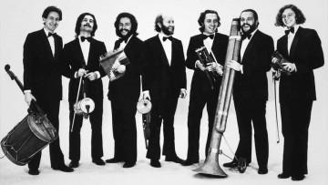Daniel Rabinovich y Les Luthiers: la segunda formación  (1971~1973).