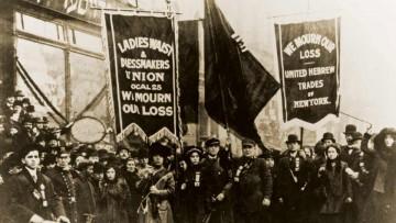 Día Internacional de la Mujer 2016: marchas multitudinarias en New York.