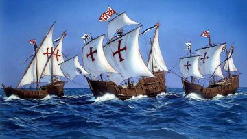 Marketing para descubrir América: las 3 carabelas de Colón.