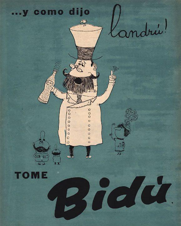 …y como dijo Landrú (15/04/1958)