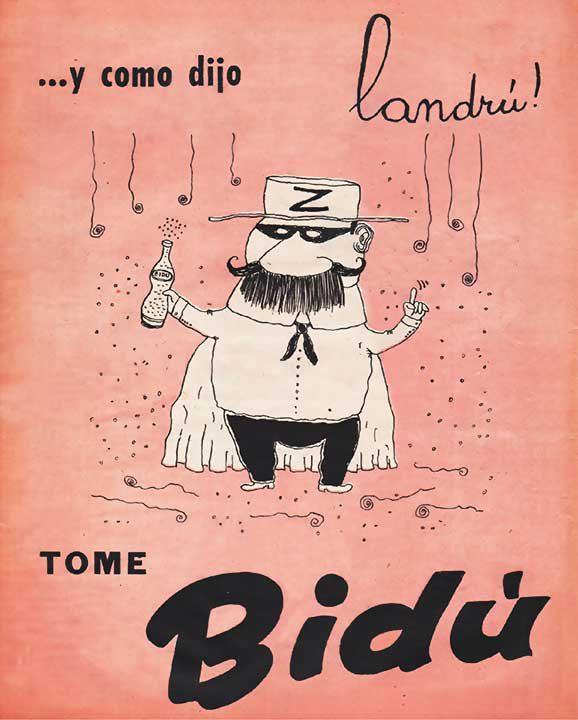 …y como dijo Landrú [El Zorro] (12/02/1959)