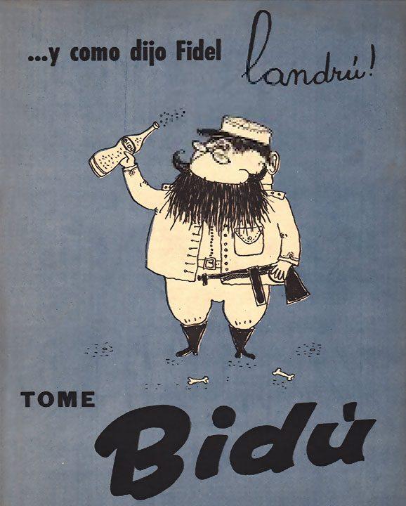 …y como dijo Fidel Landrú [El Zorro] (21/04/1959)