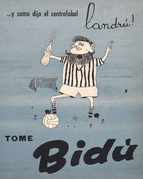 …y como dijo el centrofobal Landrú (23/06/1959)