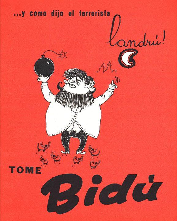 …y como dijo el terrorista Landrú (01/09/1959)