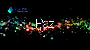 Veronese 2016-2017: Paz