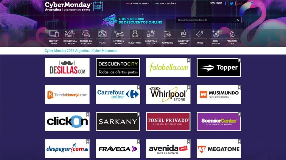 Black friday cyber monday y compras de navidad veronese Cyber monday 2016 argentina muebles