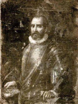 Juan de Garay fundador de Santa Fe de la Vera Cruz