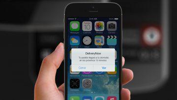 Las notificacions push individualizadas mejoran la experiencia del usuario.