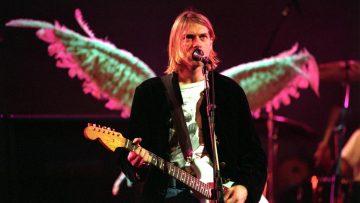 Kurt Cobain: ícono fundamental de la Generación X.