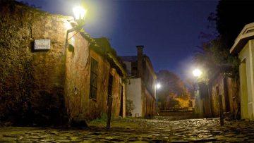 Colonia del Sacramento, Uruguay: lugar preferido para la Semana Santa.
