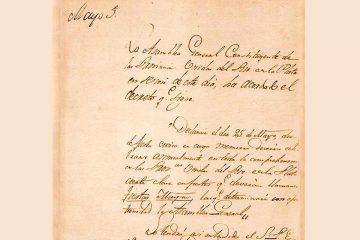 Idus de mayo y Fiestas Mayas en la argentinidad: acta de la Asamblea de 1813.
