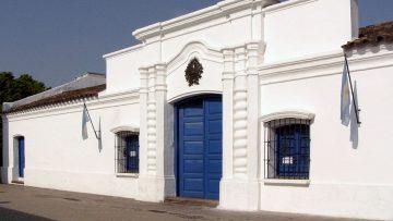 La Casa de doña Francisca Bazán de Laguna con su aspecto inicial recuperado.