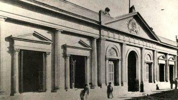 La Casa de doña Francisca Bazán de Laguna después de Stavelius.