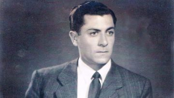 Chivito uruguayo: Antonio Carbonaro circa 1944.