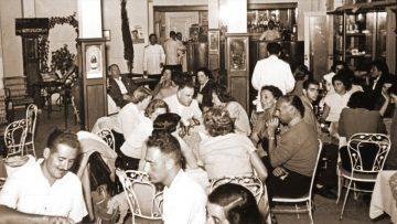 Chivito uruguayo: El Mejillón Bar circa 1945.