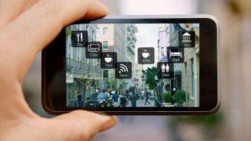 Interacción móvil y realidad aumentada.