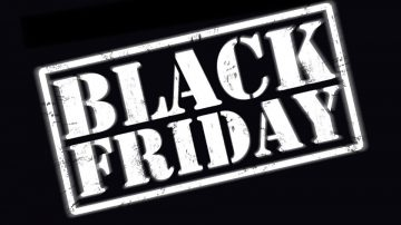 """Black Friday como """"previa"""" de Navidad"""