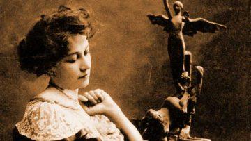 Cautivadora y fascinante Lola Mora: aún polémica.