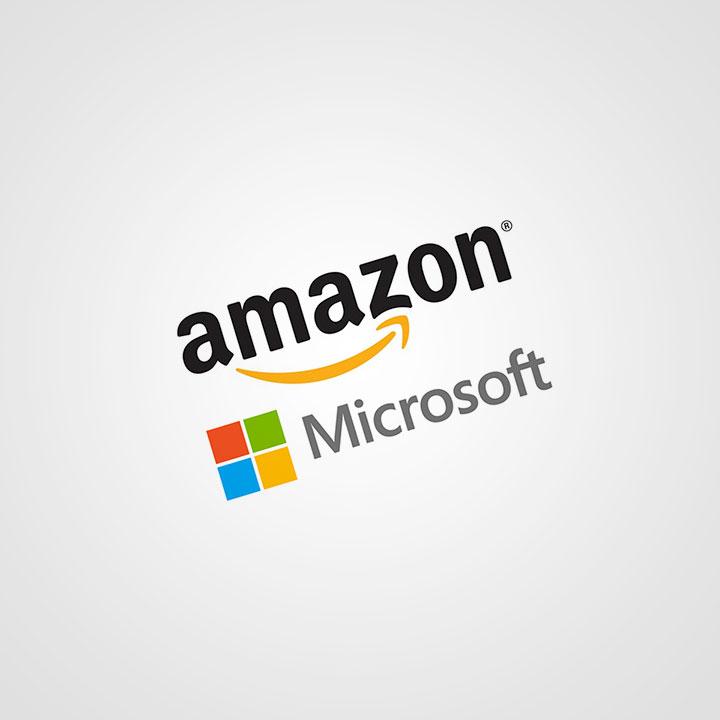 Amazon versus Microsoft (I)