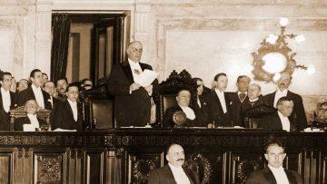 Día Internacional de los Trabajadores: Presidente Marcelo T. de Alvear.