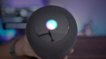"""La """"guerra"""" entre Amazon Alexa/Echo versus Siri/HomePod."""