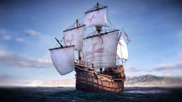 Cuba era Japón: el naufragio de la Santa María.