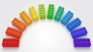 Innovar como filosofía de vida: Lego multinacional, aunque danesa.