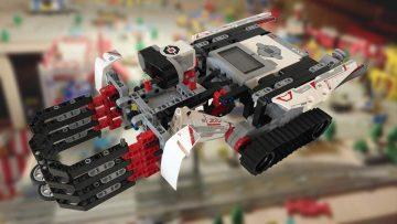 Lego Mindstorms o Lego enfocada en el Nuevo Milenio.