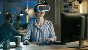La Realidad Virtual (VR) pierde terreno frente al avance de la Realidad Aumentada (AR).