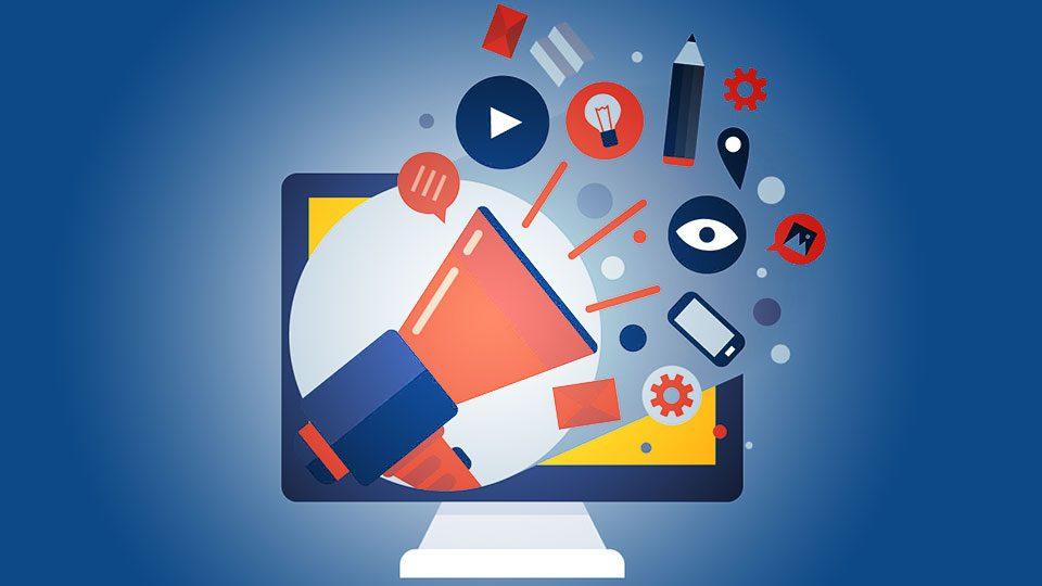 Noticias, audios y videos en la red: los dueños de la pantalla.