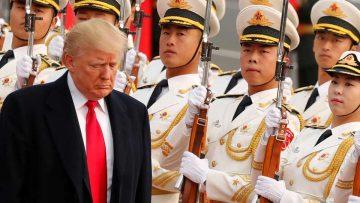 Peligro chino por todos los medios: la venganza de Xi Jinping.
