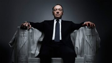 House of Cards, una serie original de Netflix para ser vista en streaming.