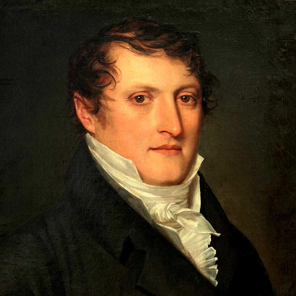 Manuel Belgrano primer economista del Río de la Plata.