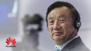 Ren Zhengfei, militar retirado y multimillonario chino.