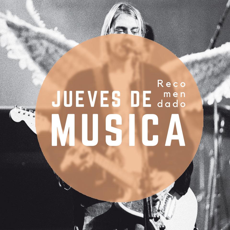 #JuevesDeMúsica #Recomendado #KurtCobain #Nirvana